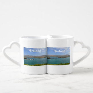Slea Head Pennisula Couple Mugs