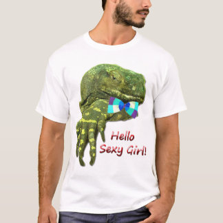 Sleazy Lizard T-Shirt