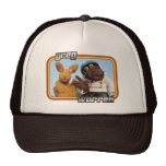 """""""Sleazy Rider"""" Hat"""