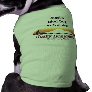 Sled Dog in Training Doggie Tee