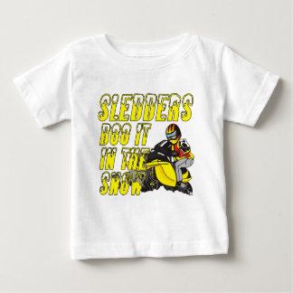 SledderDooDesign Baby T-Shirt