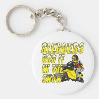 SledderDooDesign Keychains