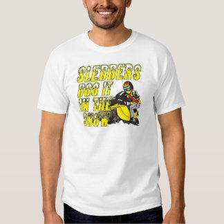 SledderDooDesign T-shirt