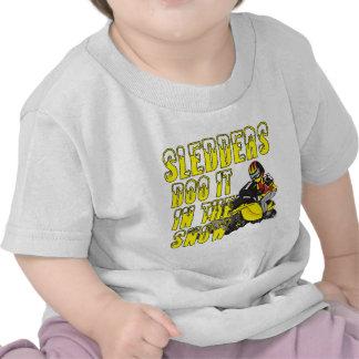 SledderDooDesign T Shirt