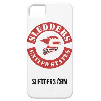 "Sledders.com ""Colors"" Emblem iPhone 5 Case"