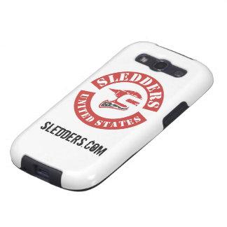 "Sledders.com ""Colors"" Samsung Galaxy S3 Case"