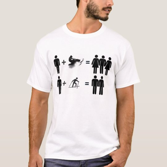 Sledders.com Funny Sled T-shirt