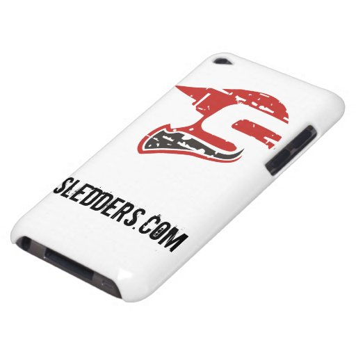 """Sledders.com """"Icon"""" iPod Hard Case Case-Mate iPod Touch Case"""