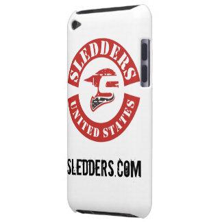 "Sledders.com iPod ""Colors"" Emblem Hard Case"