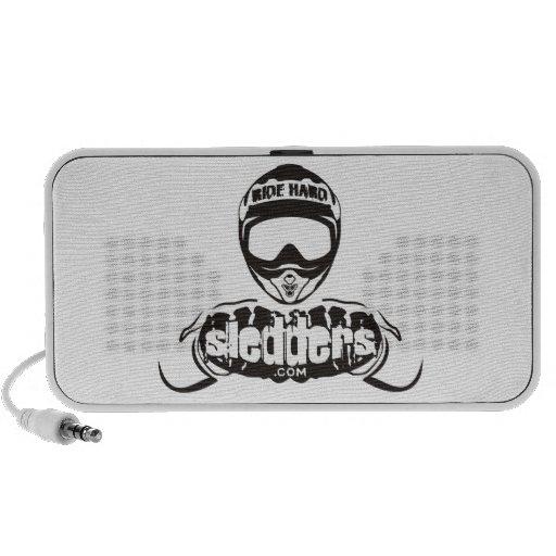 Sledders.com Portable Speakers