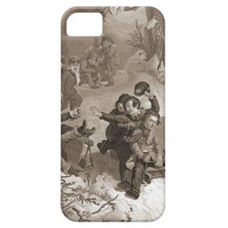 Sledding 1854 iPhone SE/5/5s case