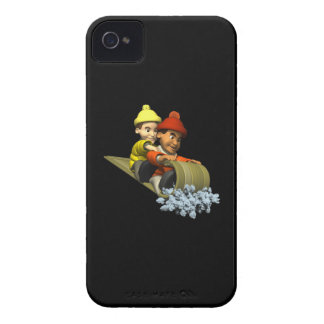 Sledding 1 Case-Mate iPhone 4 case