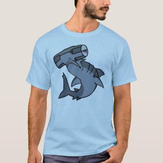 Sledgehammer Head Shark T-Shirt
