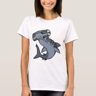 Sledgehammer Head Shark T-Shirt