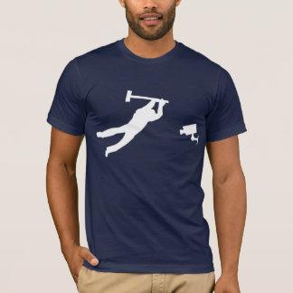 Sledgehammer to a Surveillance Camera T-Shirt
