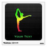 Sleek Ballet Wall Sticker