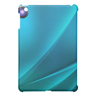 Sleek Blue Portal Cover For The iPad Mini