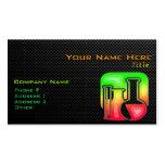 Sleek Chemistry Business Card