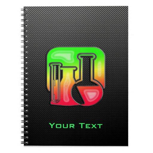 Sleek Chemistry Notebook