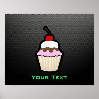 Sleek Cupcake Posters