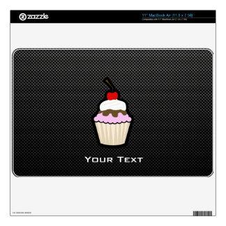 """Sleek Cupcake 11"""" MacBook Air Skins"""