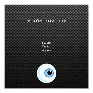 Sleek Eyeball Card