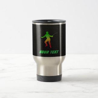 Sleek Fencing Travel Mug