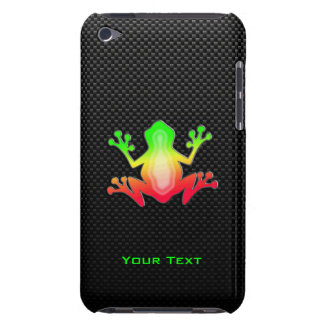 Sleek Frog Barely There iPod Cases