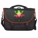 Sleek Frog Commuter Bags