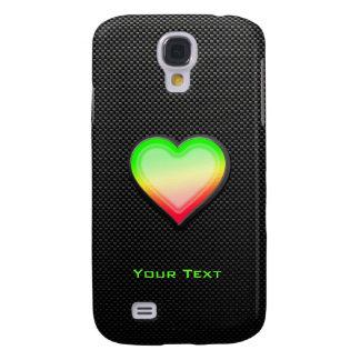 Sleek Heart Samsung Galaxy S4 Cover