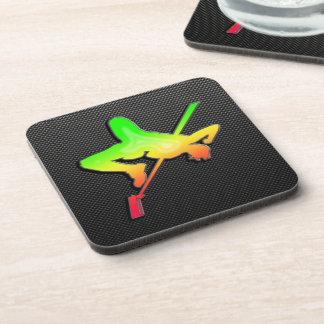 Sleek High Jump Drink Coaster