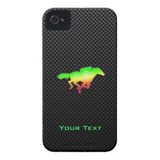 Sleek Horse Racing iPhone 4 Case-Mate Case