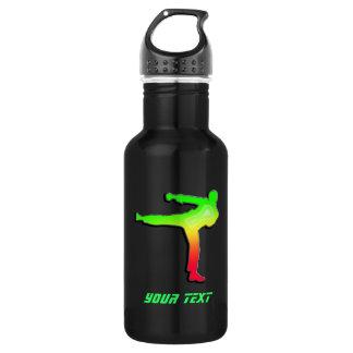 Sleek Martial Arts 18oz Water Bottle