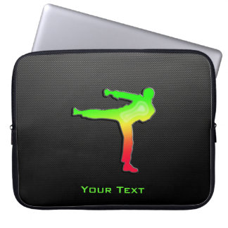Sleek Martial Arts Computer Sleeve