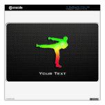 Sleek Martial Arts Decals For MacBook Air
