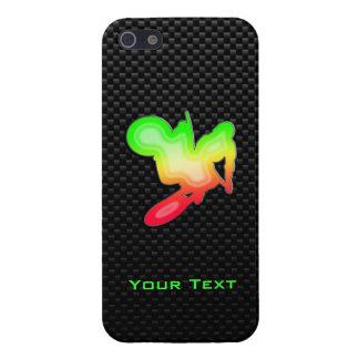 Sleek Motocross Whip iPhone SE/5/5s Case
