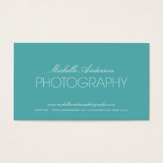 SLEEK PHOTOGRAPHER   PHOTOGRAPHY BUSINESS CARD