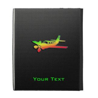 Sleek Plane iPad Cases