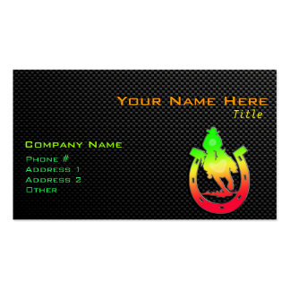 Sleek Rodeo Business Card Template