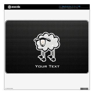 Sleek Sheep Decals For MacBook