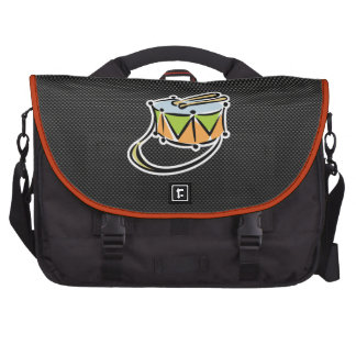 Sleek Snare Drum Laptop Computer Bag