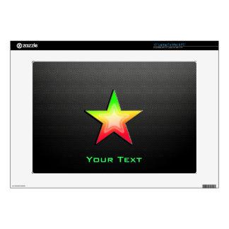 Sleek Star Skins For Laptops