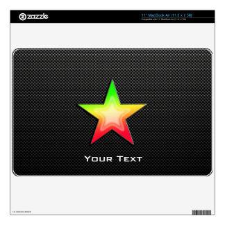 """Sleek Star 11"""" MacBook Air Skins"""