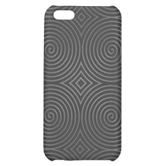 Sleek, stylish, black and white design. iPhone 5C cases