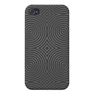 Sleek, stylish, black and white design. iPhone 4/4S cases