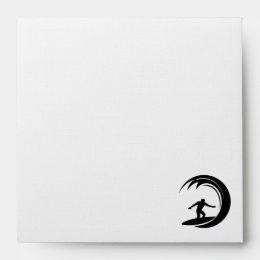 Sleek Surfing Envelope