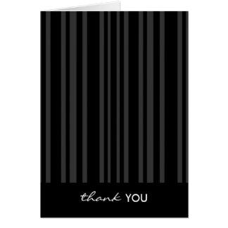 Sleek Thank Cards
