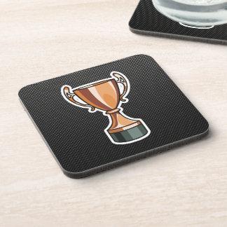 Sleek Trophy Coasters