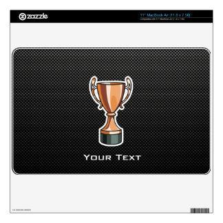 Sleek Trophy Skins For The MacBook