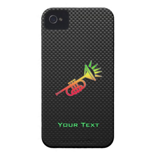 Sleek Trumpet iPhone 4 Case-Mate Cases
